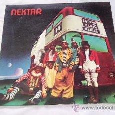 Discos de vinilo: NEKTAR LP DOWN TO EARTH (1975) ED.ORIGINAL ESPAÑOLAS EXCELENTE ESTADO. Lote 25193467