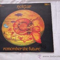 Discos de vinilo: NEKTAR LP REMEMBER THE FUTURE -EDIC.ORIGINAL ESPAÑA (1975) EXCELENTE ESTADO. Lote 25193729