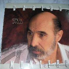Discos de vinilo: LP CARLOS MONTERO - PERFIL DE TANGO - ENVIO GRATIS A ESPAÑA. Lote 25205343