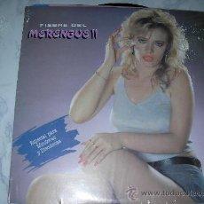 Discos de vinilo: LP FIEBRE DEL MERENGUE II - ENVIO GRATIS A ESPAÑA . Lote 25205468