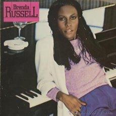 Discos de vinilo: LP DE BRENDA RUSSELL AÑO 1979 EDICIÓN ARGENTINA. Lote 26617705