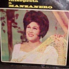 Discos de vinilo: LP DE OLGA GUILLOT AÑO 1968 EDCICIÓN ARGENTINA REEDICIÓN. Lote 26617709