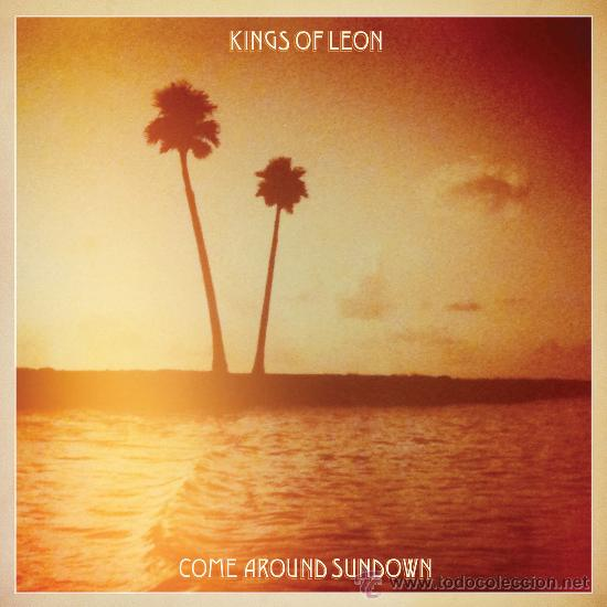 2LP KINGS OF LEON COME AROUND SUNDOWN VINILO (Música - Discos - LP Vinilo - Pop - Rock Extranjero de los 90 a la actualidad)