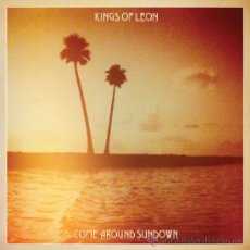 Discos de vinilo: 2LP KINGS OF LEON COME AROUND SUNDOWN VINILO. Lote 25242966