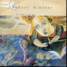 Discos de vinilo: WENDY MAHARRY - ALL THAT, I'VE GOT - SINGLE 1990. Lote 25247150
