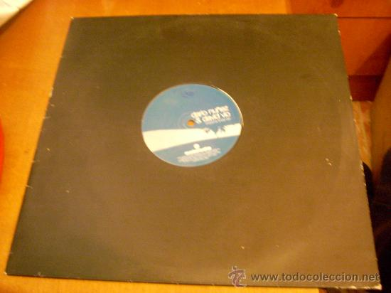 MAXI-SINGLE 12 PULGADAS. 'MORENA LINDA EP', DE DARÍO NUÑEZ Y DAVID VIO. (Música - Discos de Vinilo - EPs - Techno, Trance y House)