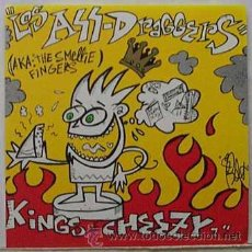 Discos de vinilo: SINGLE EP THE ASS DRAGGERS SMELLIE FINGERS CRYPT ASTURIAS. Lote 25256173