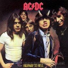 Discos de vinilo: LP AC DC HIGHWAY TO HELL HEAVY METAL VINILO 180G NUEVO PRECINTADO. Lote 40478766
