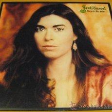 Discos de vinilo: MARIA DEL MAR BONET - JARDI TANCAT - LP - ARIOLA 1981 LETRAS - LIBRETO - N MINT. Lote 25276724