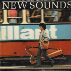Discos de vinilo: NICOLAS CABALLERO - NEW SOUNDS - LP 1984. Lote 25356571