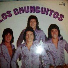 Discos de vinilo: LOS CHUNGUITOS 1ER LP 1977 MUY DIFICIL Y MUY RARO DE ENCONTRAR. Lote 26816839