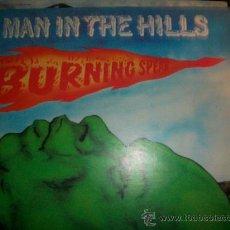 Discos de vinilo: BURNING SPEAR LP MAN IN THE HILLS. Lote 26816840