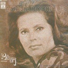 Discos de vinilo: AMALIA RODRIGUES - 2LP - EMI -1977. Lote 25630945