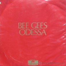 Discos de vinilo: ODESSA- BEE GEES -DOBLE LP - POLYDOR 1969. Lote 25634245