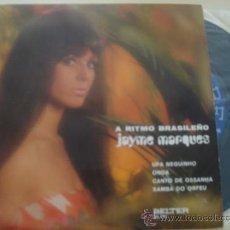 Discos de vinilo: JAYME MARQUES -EP- UPA NEGUIHNO + 3 - ULTRARARE SPAIN 1971. Lote 27386011