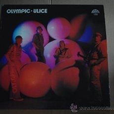 Discos de vinilo: OLYMPIC --- ULICE. Lote 25405666