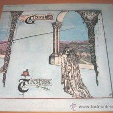 Discos de vinilo: GENESIS - TRESPASS - LP GATEFOLD - CHARISMA 1975 SPAIN 63 69 905 - COMO NUEVO / N MINT. Lote 25406129