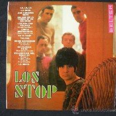 Discos de vinilo: LP LOS STOP // BELTER 22.222 - AÑO 1968. Lote 25406931