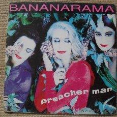 Discos de vinilo: BANANARAMA, MAXI SINGLE, 45 RPM, 1.991. Lote 25409830