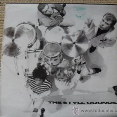 Discos de vinilo: THE STYLE COUNCIL, MAXI SINGLE 45 RPM, 1.987, IT DIDN´T MATTER. Lote 25409917