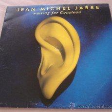 Discos de vinilo: JEAN MICHEL JARRE, WAITING FOR COUSTEAU, 1990.. Lote 25458599