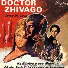 Discos de vinilo: PAUL MAURIAT - DOCTOR ZHIVAGO - 1967 (EXCELENTE CONSERVACIÓN). Lote 25427499