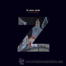 Discos de vinilo: LP NACHO VEGAS LA ZONA SUCIA VINILO +CD CARPETA DOBLE ASTURIAS. Lote 149478121