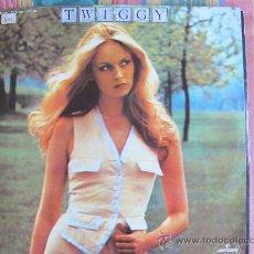 Discos de vinilo: LP - TWIGGY - MISMO TITULO - ORIGINAL ESPAÑOL, MERCURY RECORDS 1976. Lote 25435545