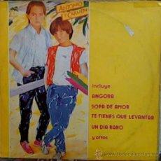 Discos de vinilo: LP ARGENTINO DE ANTONIO Y CARMEN AÑO 1982. Lote 26817302