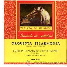 Discos de vinilo: DISCOS (CLASICA). Lote 25460442