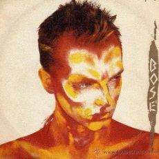 Discos de vinilo: MIGUEL BOSÉ SINGLE AÑO 1982 SEVILLA. Lote 25474608