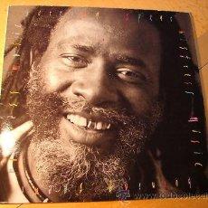 Discos de vinilo: LP - BURNING SPEAR - MISTRESS MUSIC. Lote 27083954