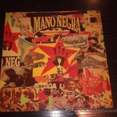 Discos de vinilo: MANO NEGRA LP AMERIKA PERDIDA. Lote 27067113
