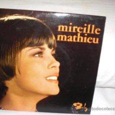 Discos de vinilo: MIREILLE MATHIEU-EP-J`AI GARDE L`ACCENT+3. Lote 25515777