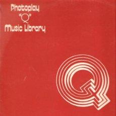Discos de vinilo: 2 LP´S PHOTOPLAY Q MUSIC LIBRARY & RHYTHMIC - POP BAND: PHILIP GREEN + RAY DAVIES + D. WILSON . Lote 25519950