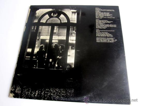 Discos de vinilo: COSES – VIA FORA! – LP SPAIN 1976 – MOVIEPLAY S-32825 - Foto 3 - 25526094