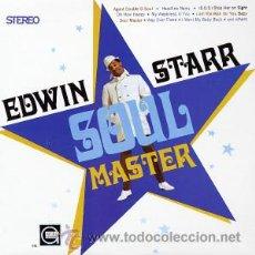 Discos de vinilo: LP EDWIN STARR SOUL MASTER VINILO SOUL. Lote 157262960