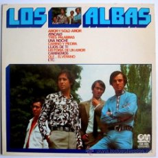 Discos de vinilo: LOS ALBAS – LP SPAIN 1978 – GRAMUSIC GM-466. Lote 25539932