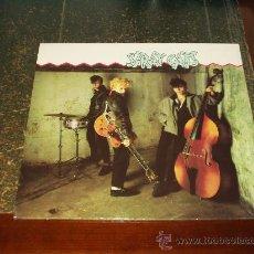 Discos de vinilo: STRAY CATS LP STRAY CATS ROCKABILLY (PRIMER ALBUM DEL GRUPO). Lote 26932837