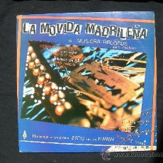 Discos de vinilo: LP LA MOVIDA MADRILEÑA DE MUSICRA RECORDS SELLO DISIDENTE // VER DESCRIPCION. Lote 25549769
