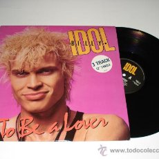 Discos de vinilo: BILLY IDOL / TO BE A LOVER - STEVE STEVENS - EP 3 TEMAS ENGLAND 1986!! !!. Lote 27134018