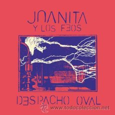 Discos de vinilo: SINGLE JUANITA Y LOS FEOS DESPACHO OVAL PUNK WAVE LTD 300. Lote 43212817