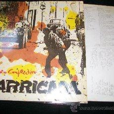 Disques de vinyle: BARRICADA LP BARRIO CONFLICTIVO INCLUYE LETRAS. Lote 26999709