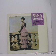 Discos de vinilo: NINA SIMONE - MY BABY JUST CARES FOR ME - RARO EDICION ESPAÑOLA - GRIND 1988. Lote 25581170