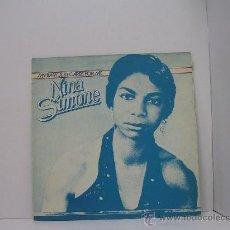 Discos de vinilo: NINA SIMONE - MY BABY JUST CARES FOR ME - RARO EDICION ESPAÑOLA - MAXISINGLE - GRIND 1988. Lote 25581329