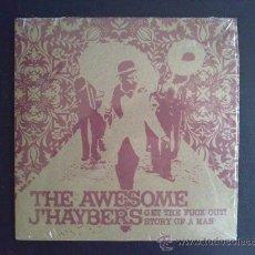 Discos de vinilo: THE AWESOME J'HAYBERS, GET THE FUCK OUT - SINGLE DE VINILO. Lote 27303179