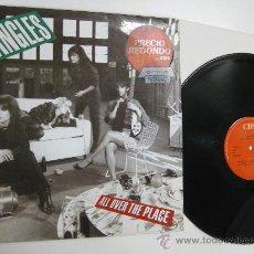 Discos de vinilo: BANGLES-ALL OVER THE PLACE-CBS-1984-TEMAS IMPRESCINDIBLES-COMO NUEVO. Lote 25692925