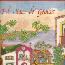 Discos de vinilo: LP EL SAC DE GEMECS - ARA PLOU . Lote 25689545
