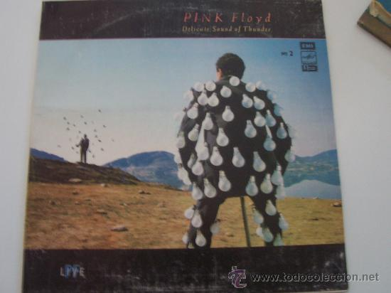 PINK FLOYD - LP DELICATE SOUND OF THUNDER VOL.2 ORIGINAL URSS! (Música - Discos - LP Vinilo - Pop - Rock - Internacional de los 70)