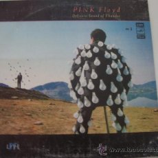 Discos de vinilo: PINK FLOYD - LP DELICATE SOUND OF THUNDER VOL.2 ORIGINAL URSS!. Lote 25690400